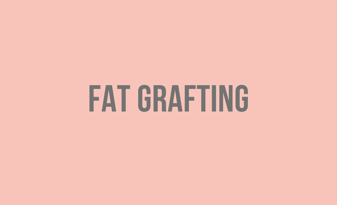 What is Fat Grafting – Available at Only You Clinic